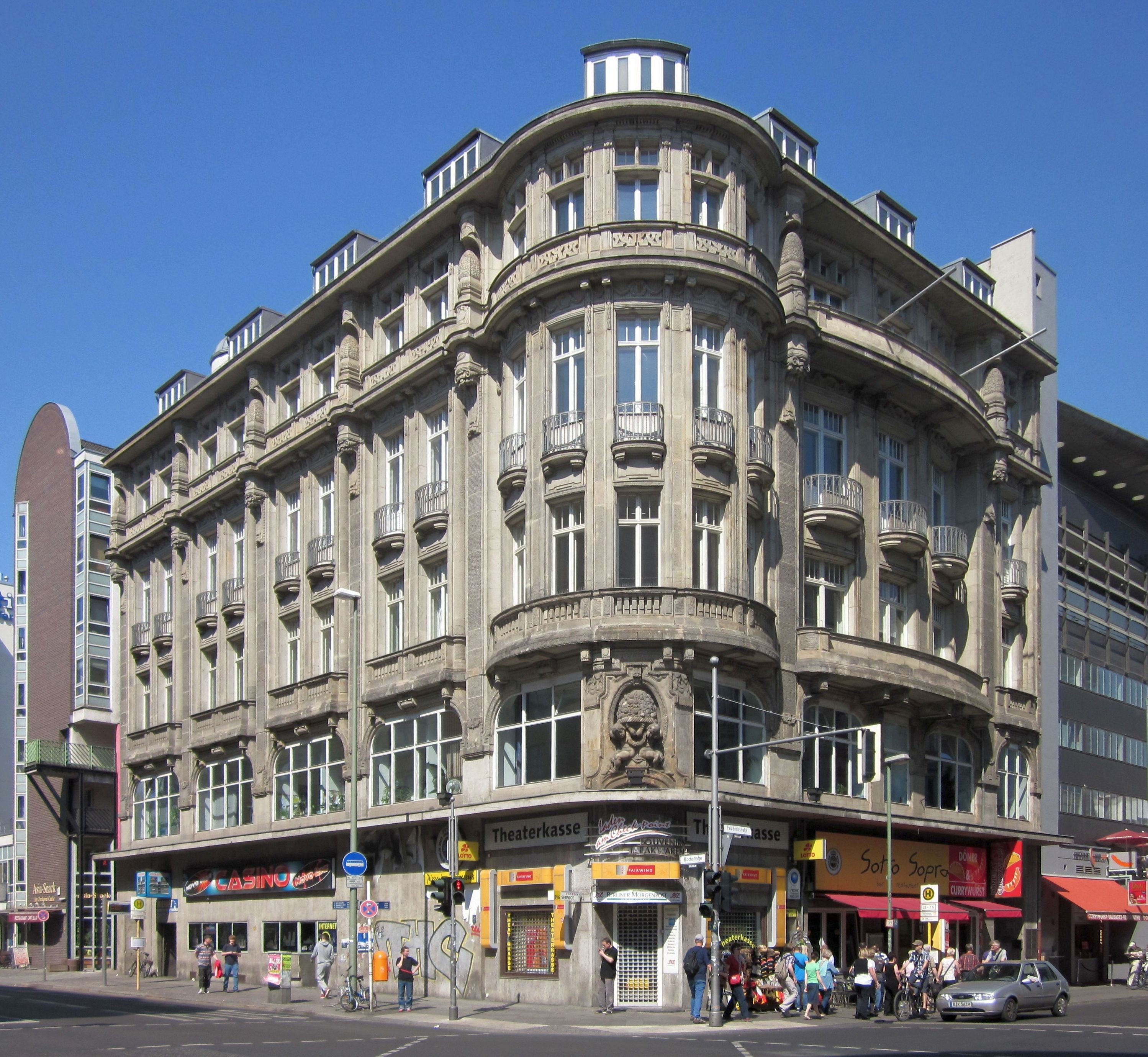 Checkpoint Charlie Hotel Berlin Mitte