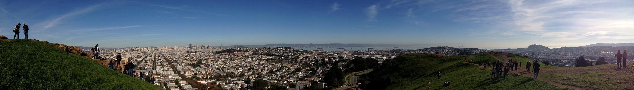 San Francisco/Bernal Heights – Travel guide at Wikivoyage