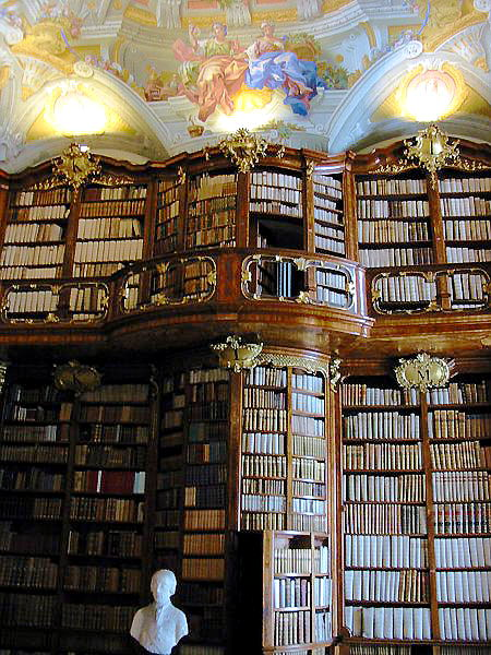 St Florian Library, Austria