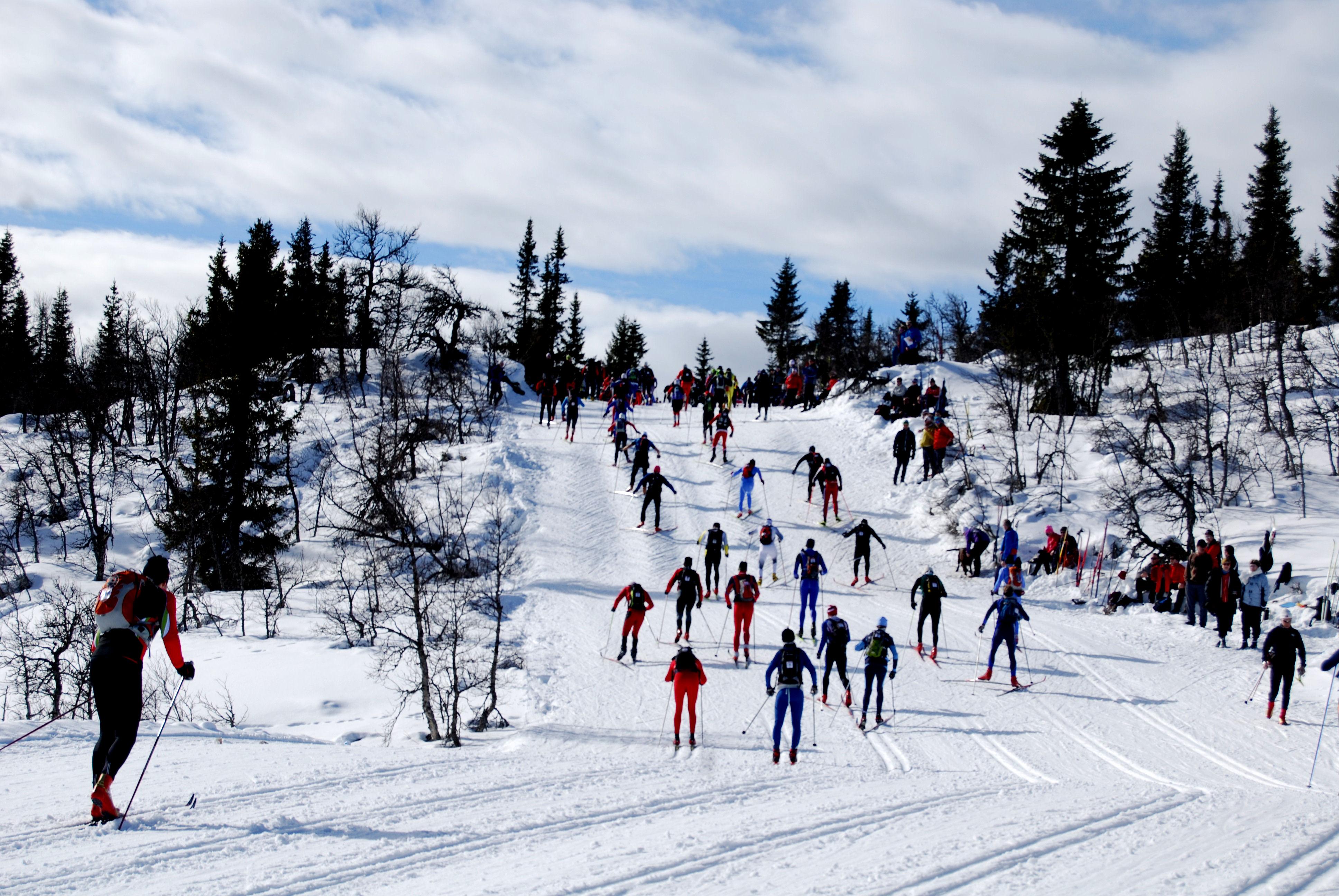Rena, Åmot, Hedmark fylke, Norway