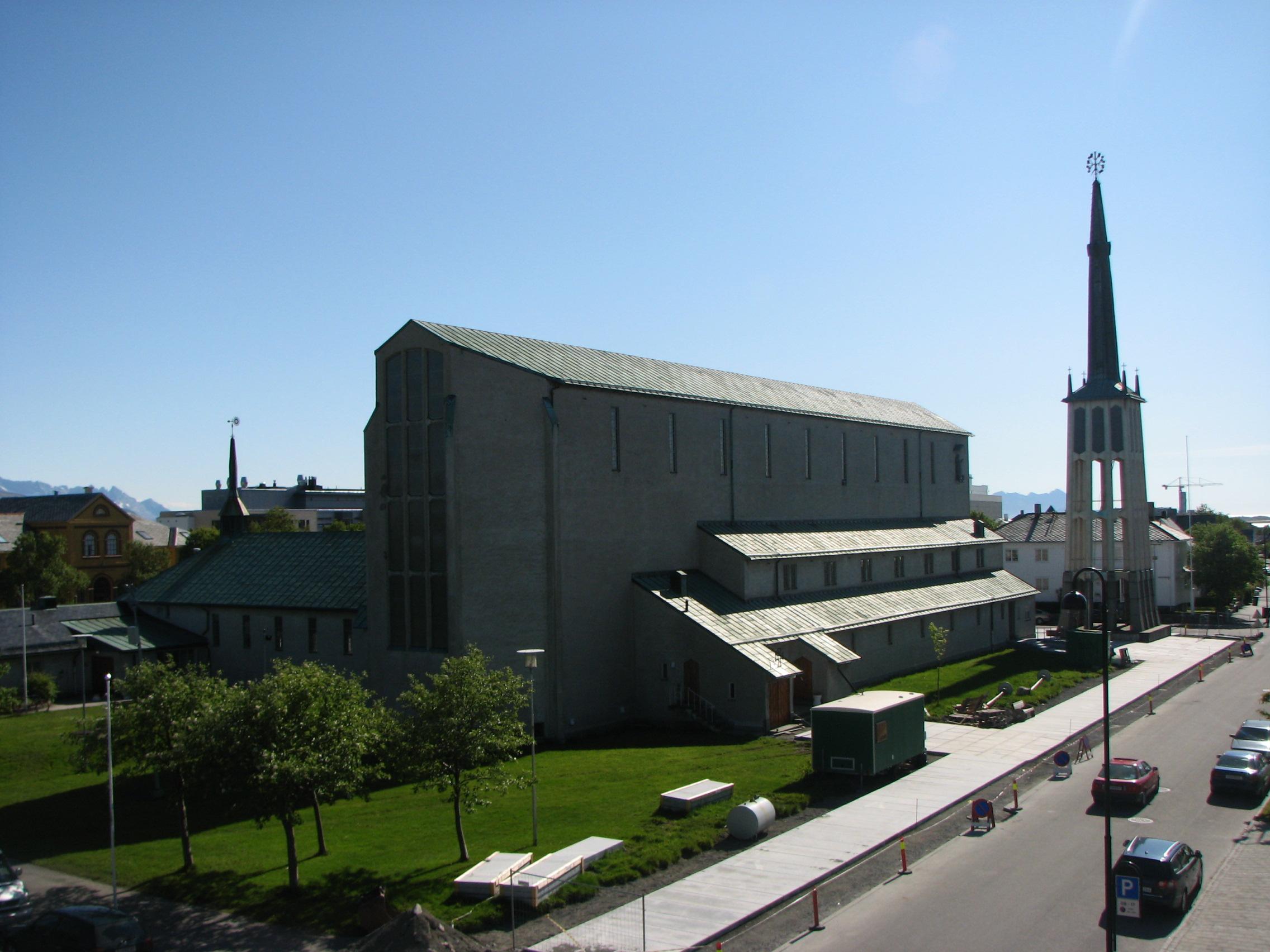Bodø domkyrkje