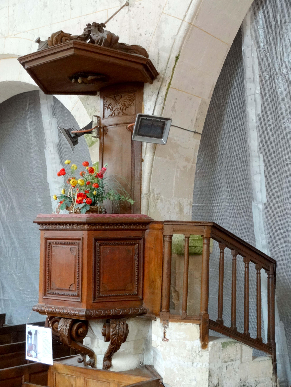 file bonneuil en valois 60 glise saint martin nef chaire pr cher wikimedia commons. Black Bedroom Furniture Sets. Home Design Ideas