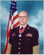 CSM Harold Baxter
