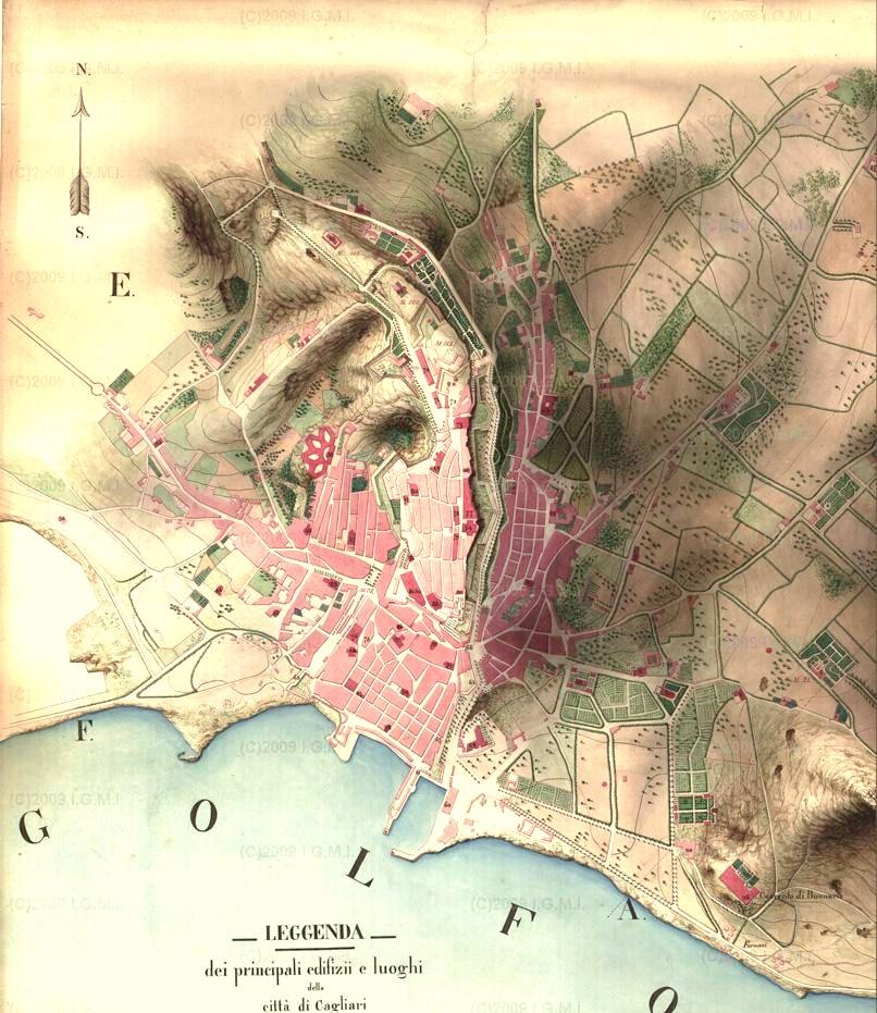 recensioni evasioni cagliari map - photo#18