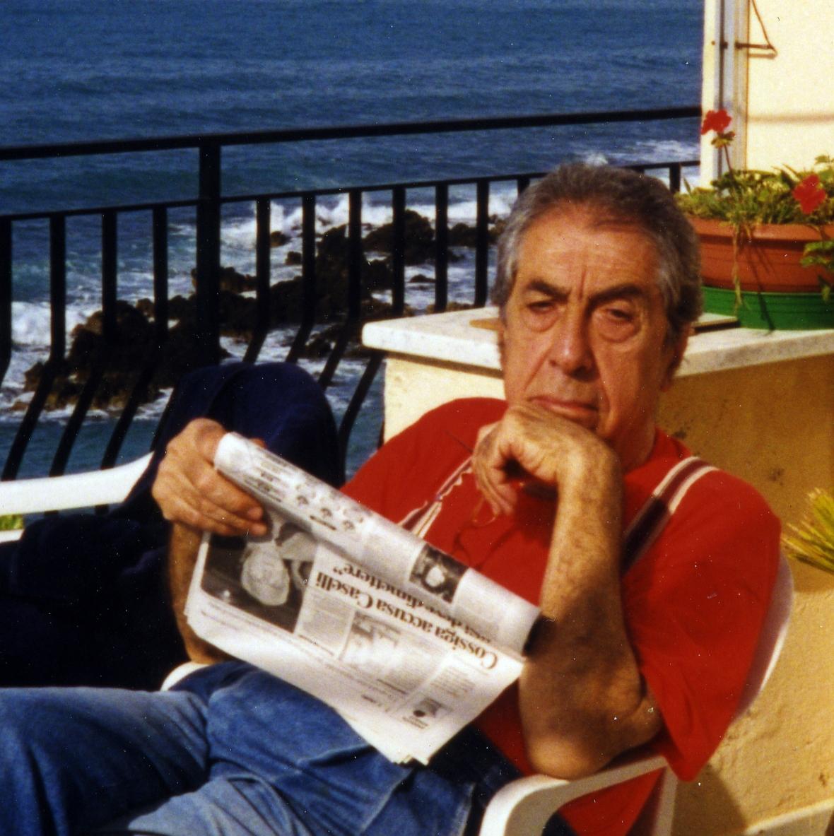 Image of Caio Mario Garrubba from Wikidata