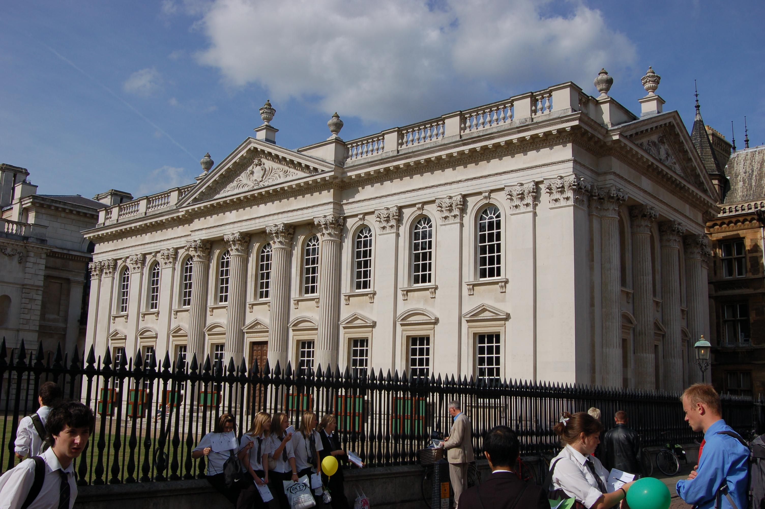 cambridge university wiki