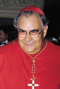 Juan Jesús Posadas Ocampo Murdered Catholic cardinal