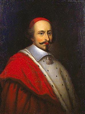 ジュール・マザランPierre Louis Bouchart画。