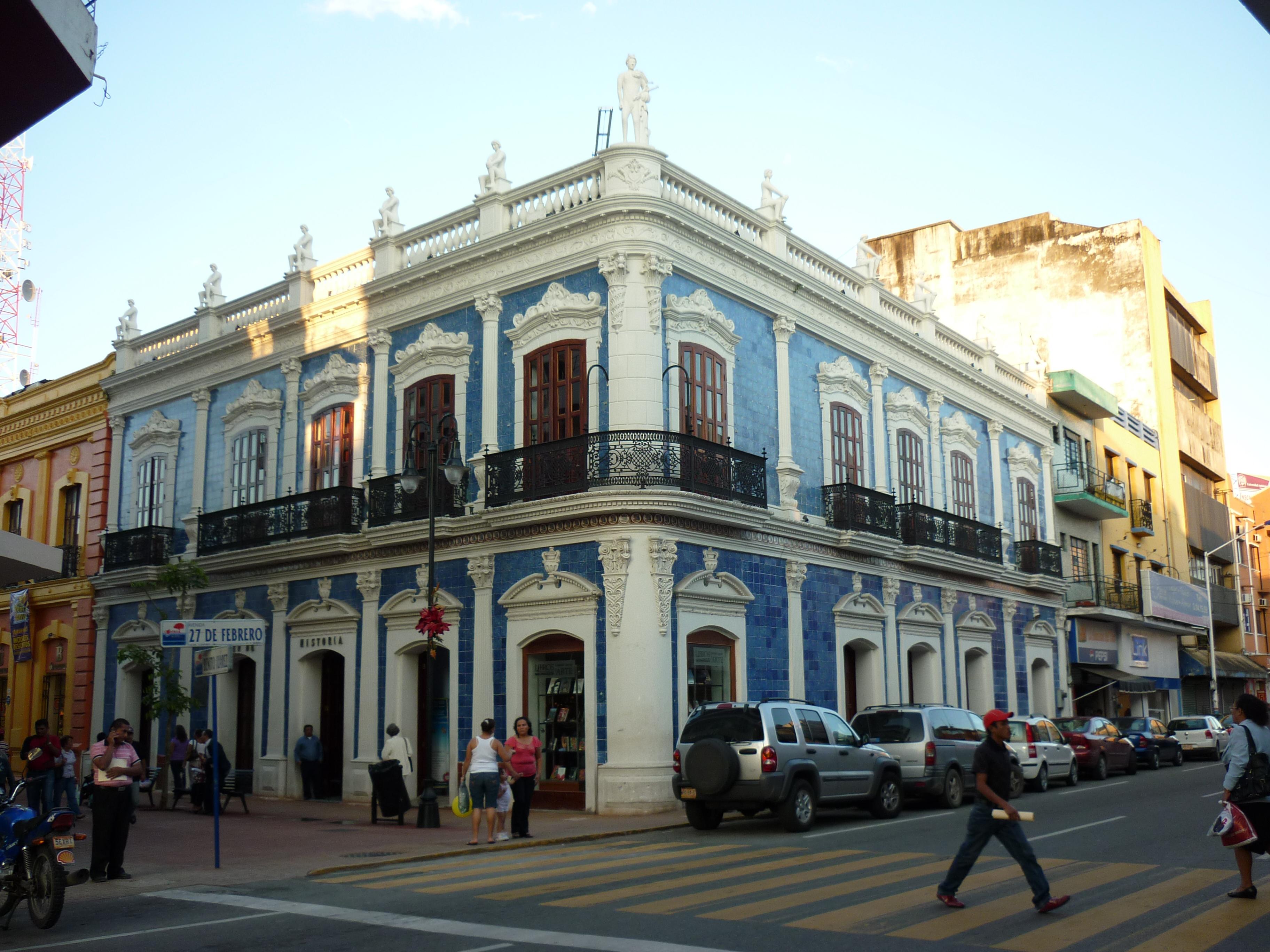 Casa De Los Azulejos Imagen