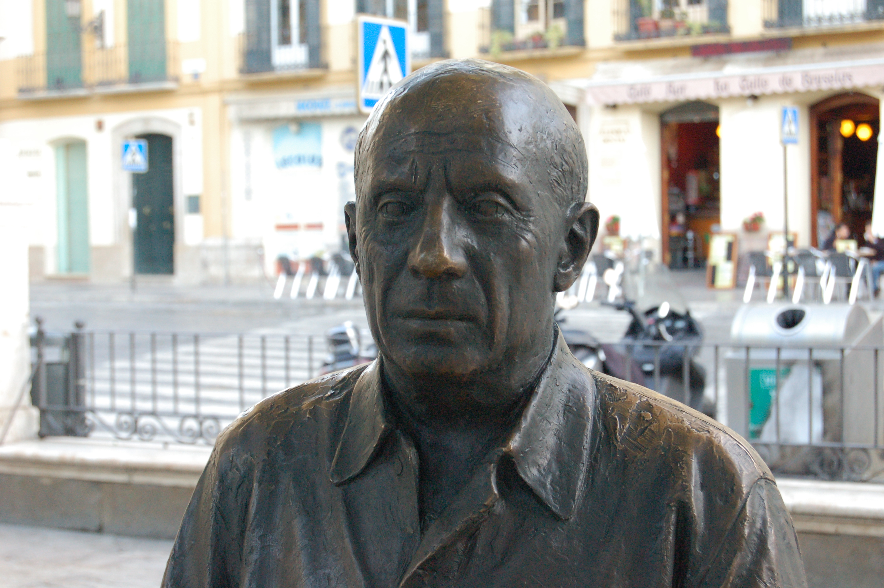 a biography of pablo ruiz y picasso The most comprehensive, authoritative and interactive resource on the life and works of pablo ruiz picasso.