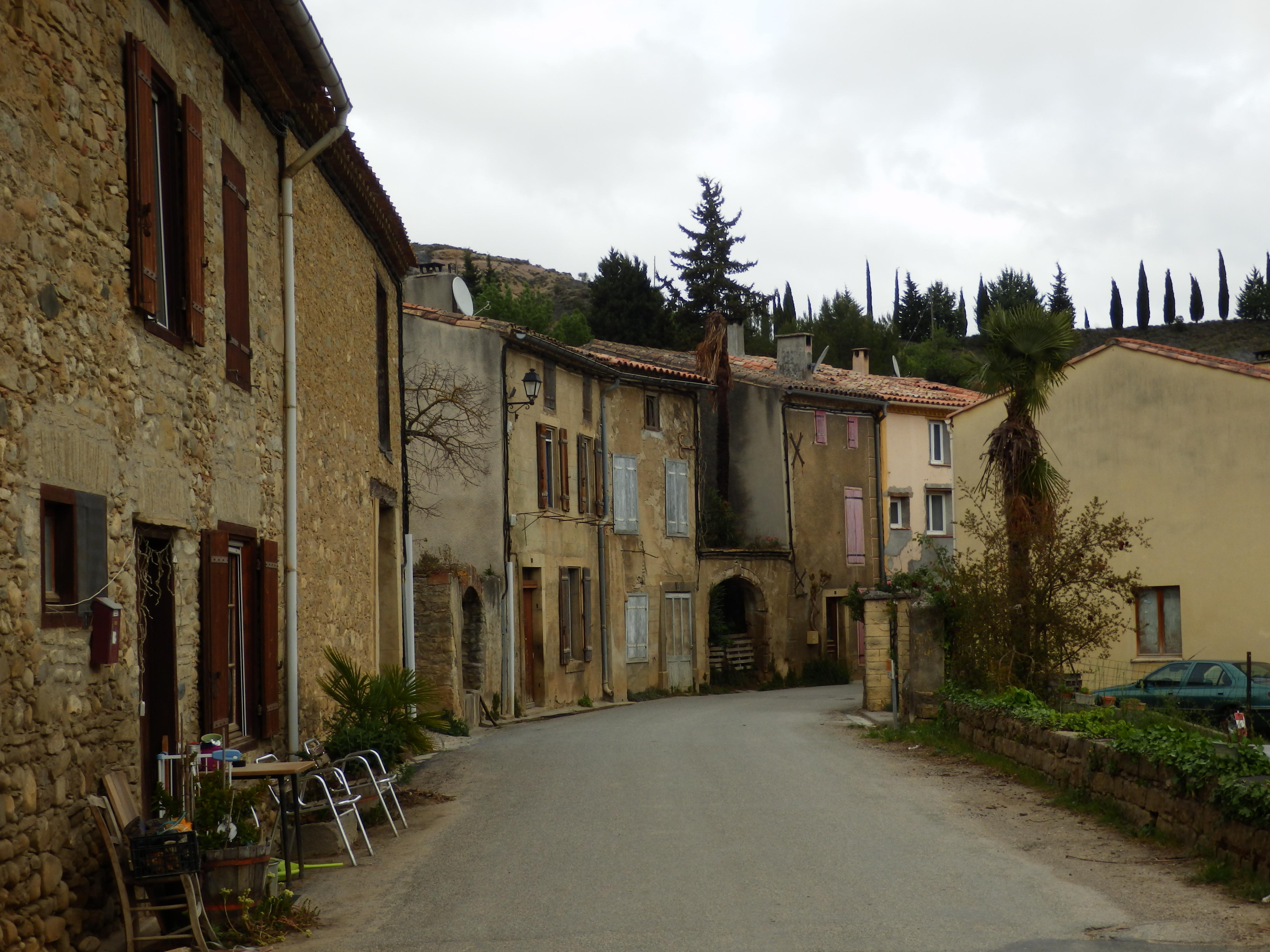Street Map Of Quillan France.Castelreng Wikipedia