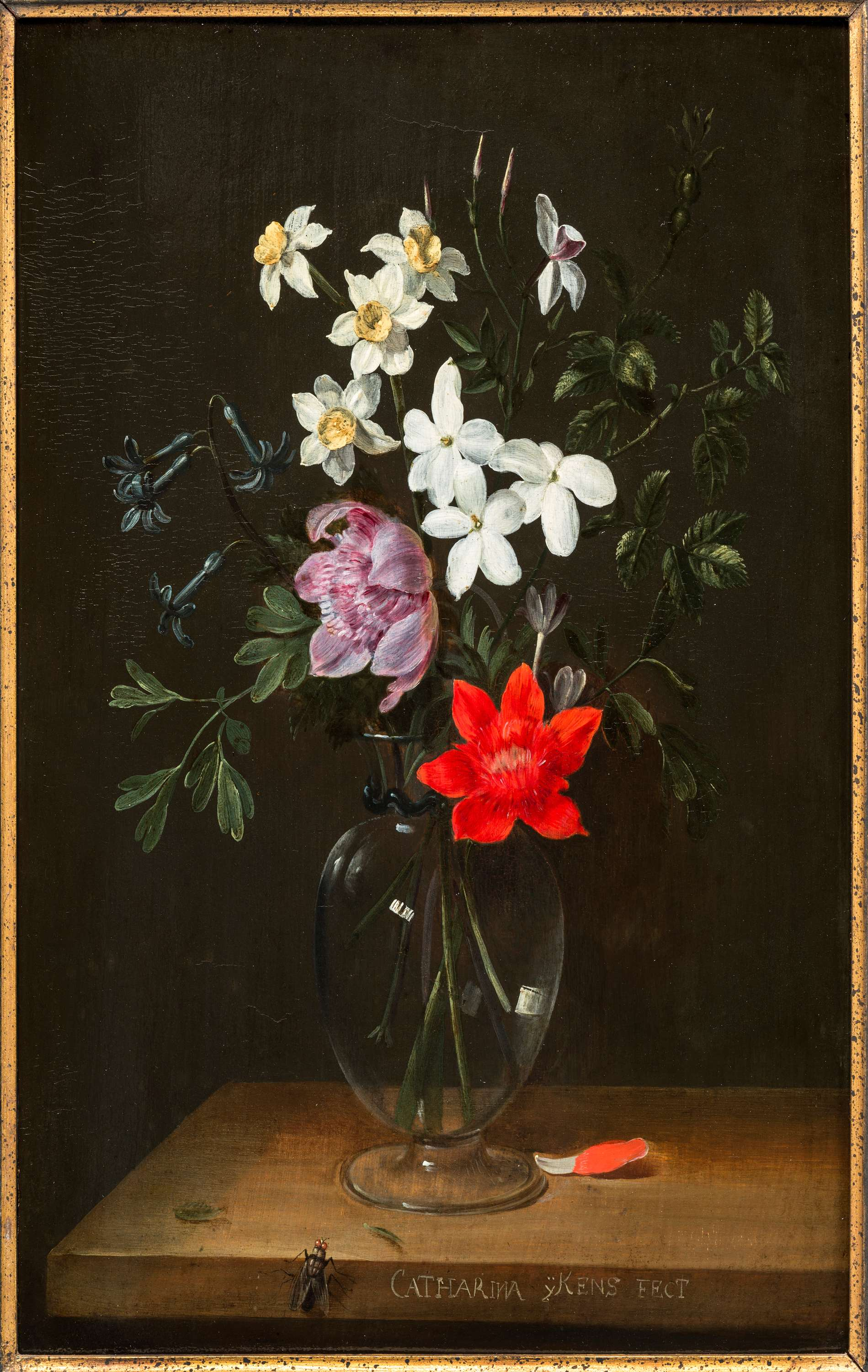 Filecatharina ykens i flower still life in a glass vase filecatharina ykens i flower still life in a glass vase 1032015t16441 reviewsmspy