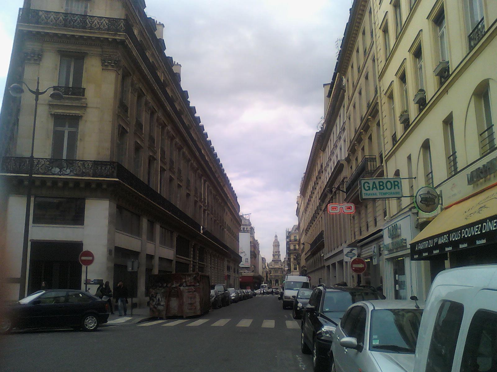 Rue de la Chaussée-d'Antin - Wikipedia