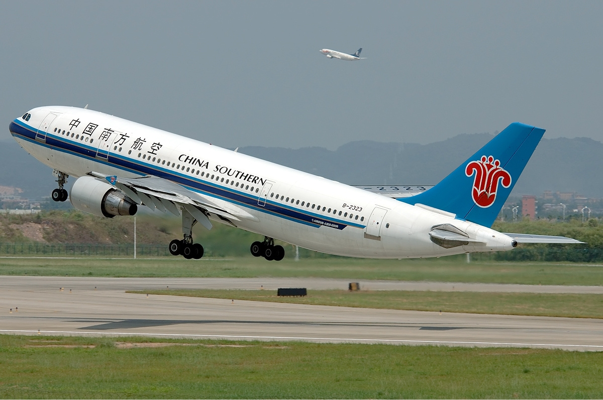 Download this Description China Southern Airlines Airbus Tang picture