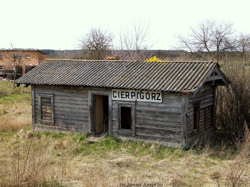 Cierpigórz, Siedlce County