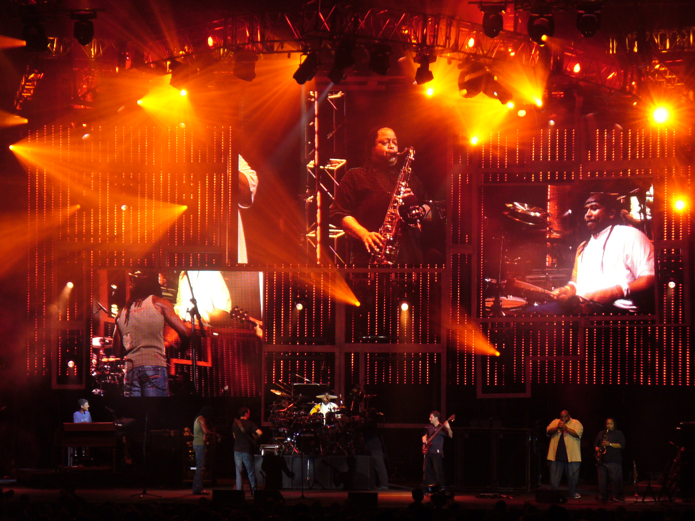 Dave Matthews Band - 2003-07-12: Verizon Wireless Amphitheater, Bonner Springs, K
