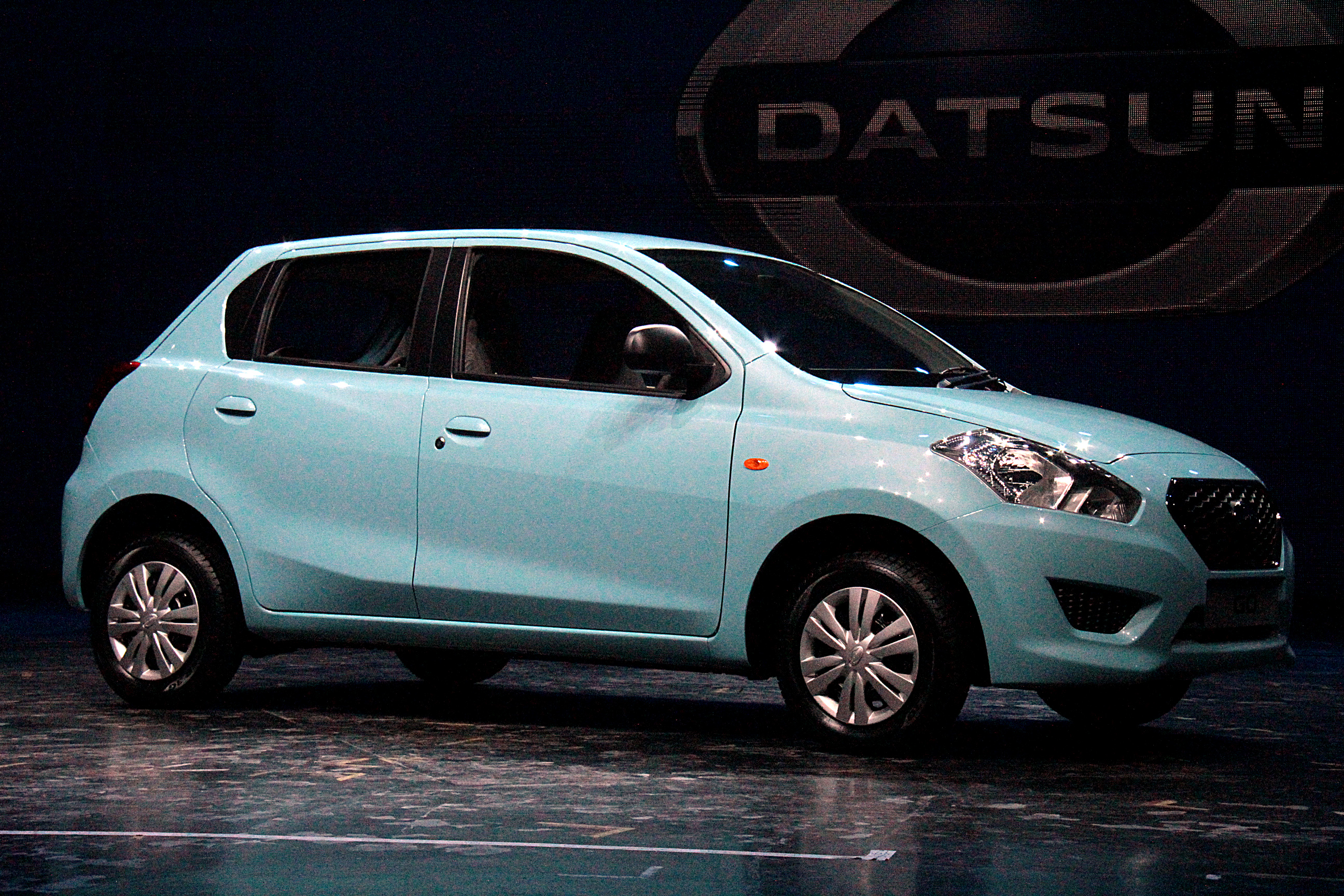 new car launches in july 2013FileDatsun Go Launch New Delhi India July 15 2013 Picture by