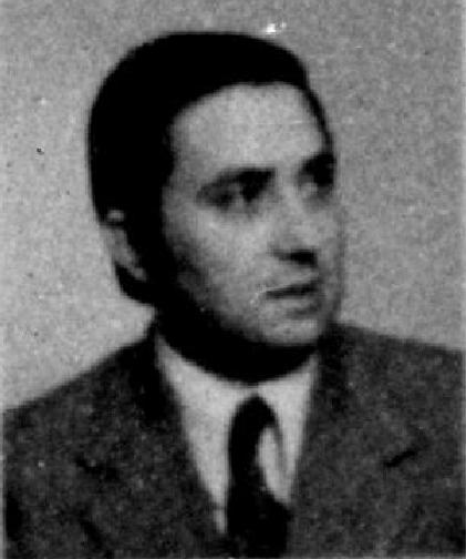 Depiction of Domingo Claps Gallo