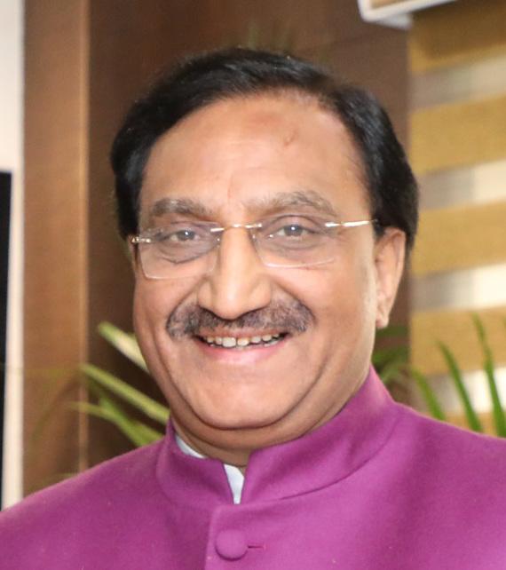 Ramesh Pokhriyal - Wikipedia