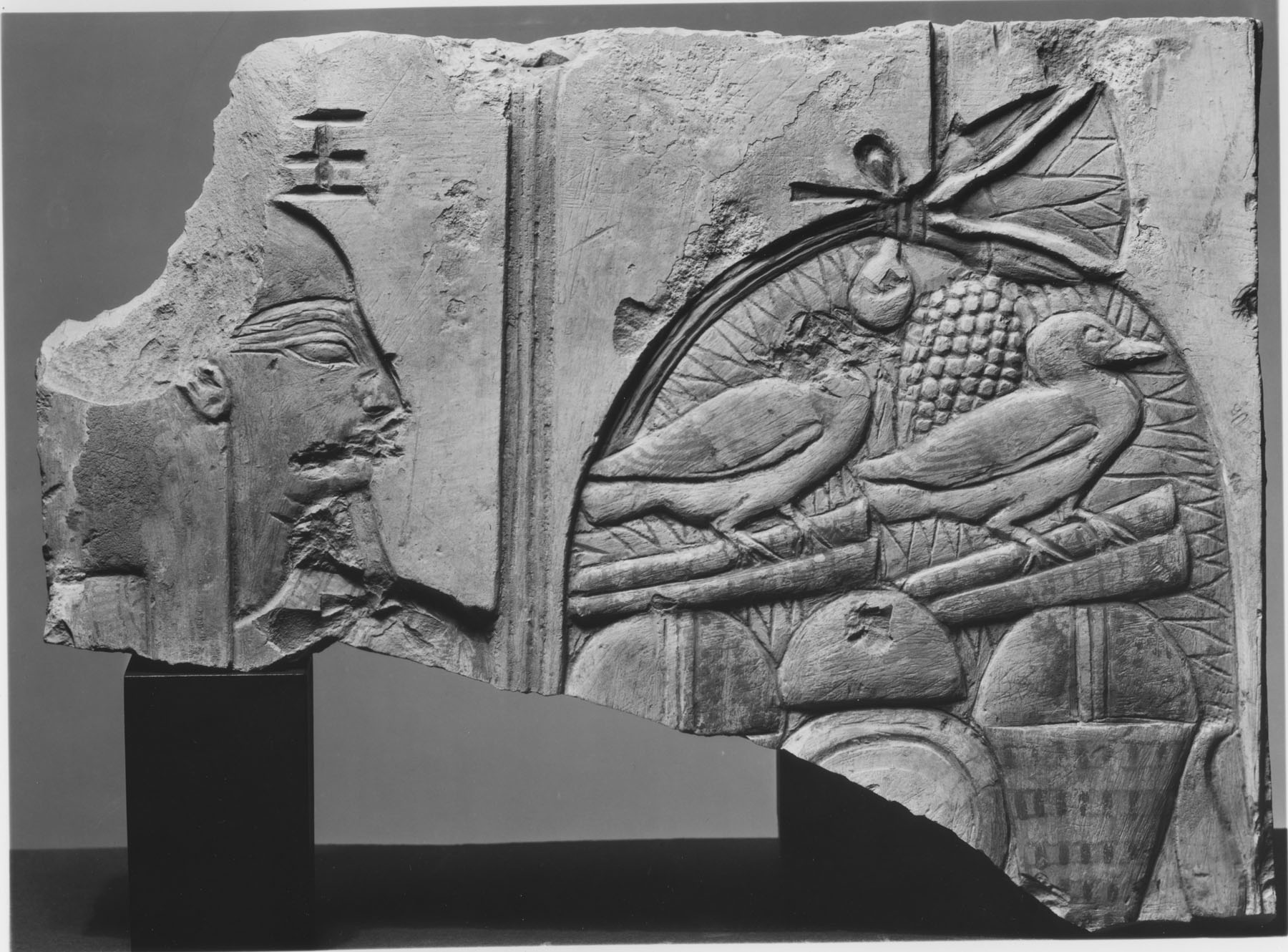disadvantages of relief sculpture Relief printing, where the ink goes on the original surface of the matrix relief techniques include: woodcut or woodblock as the asian forms are usually known, wood.