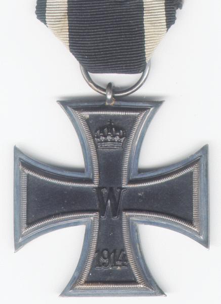 Datei:Eisernes Kreuz Klasse2 WK1.png