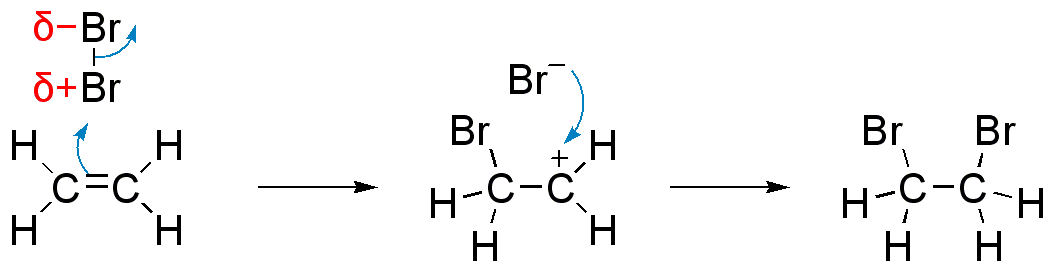 Ethene Benzene Ring