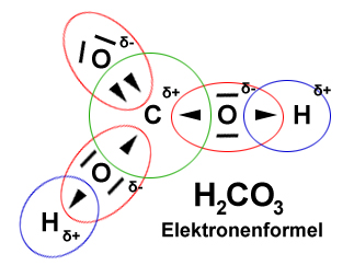 Image Gallery H2co3 H2co3 Lewis Structure