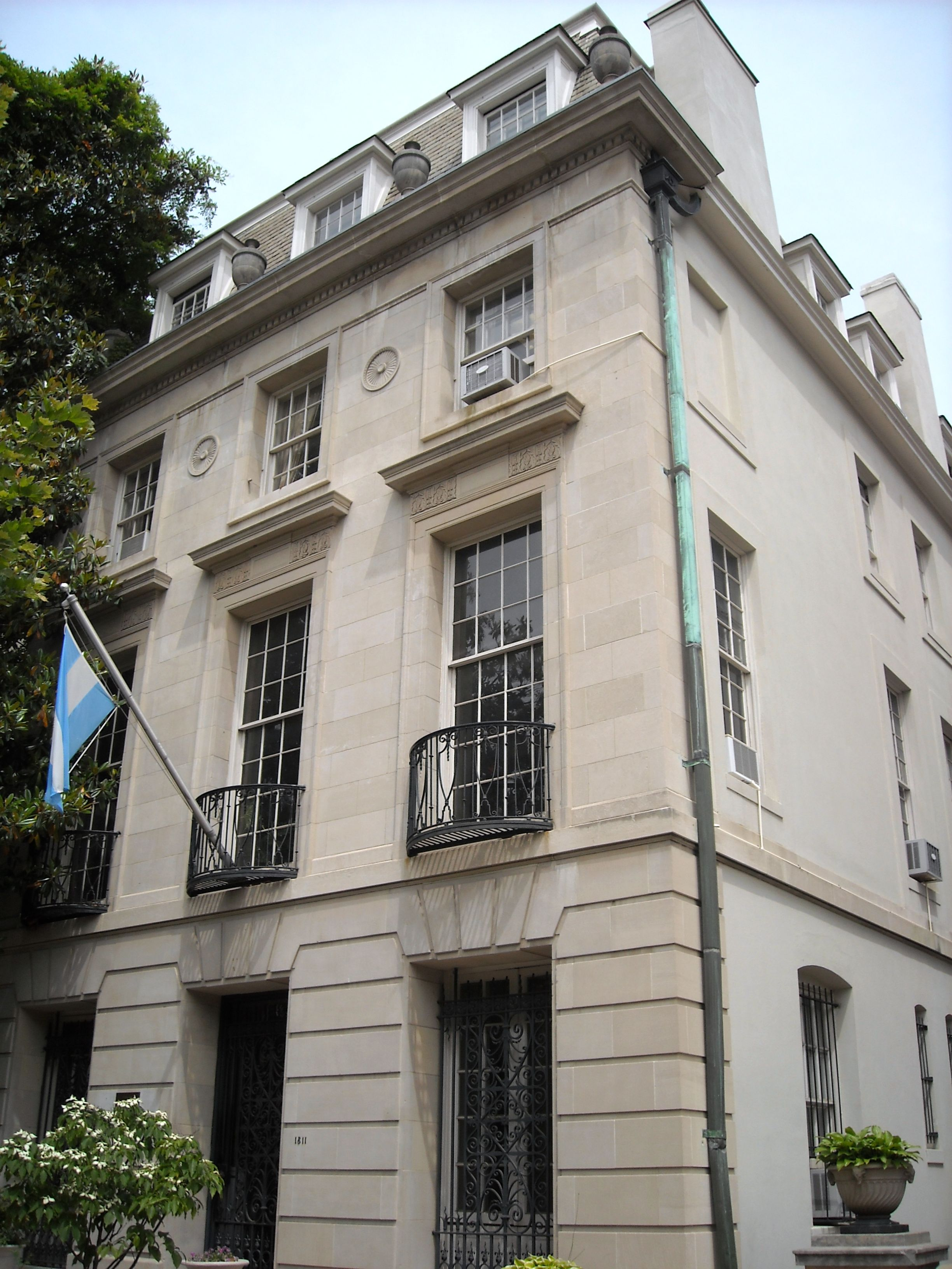File:Embassy of Argentina 2nd building United States JPG