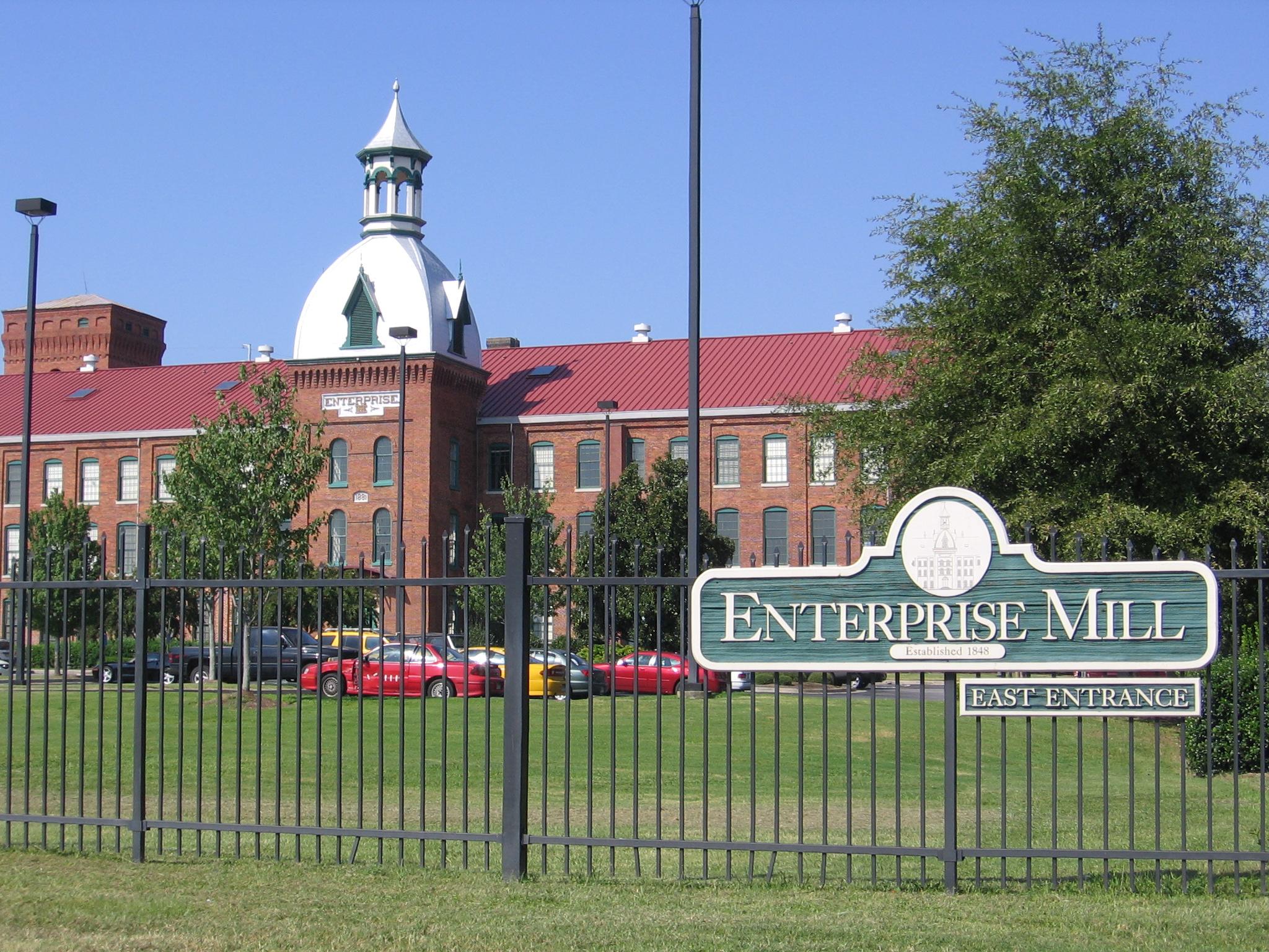 Enterprise Mill Augusta Ga Apartments