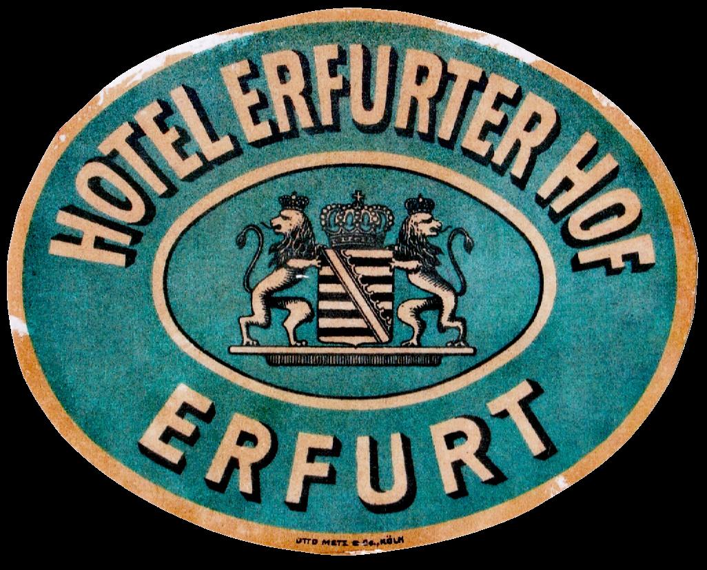 Hotel Erfurter Hof Sommerda