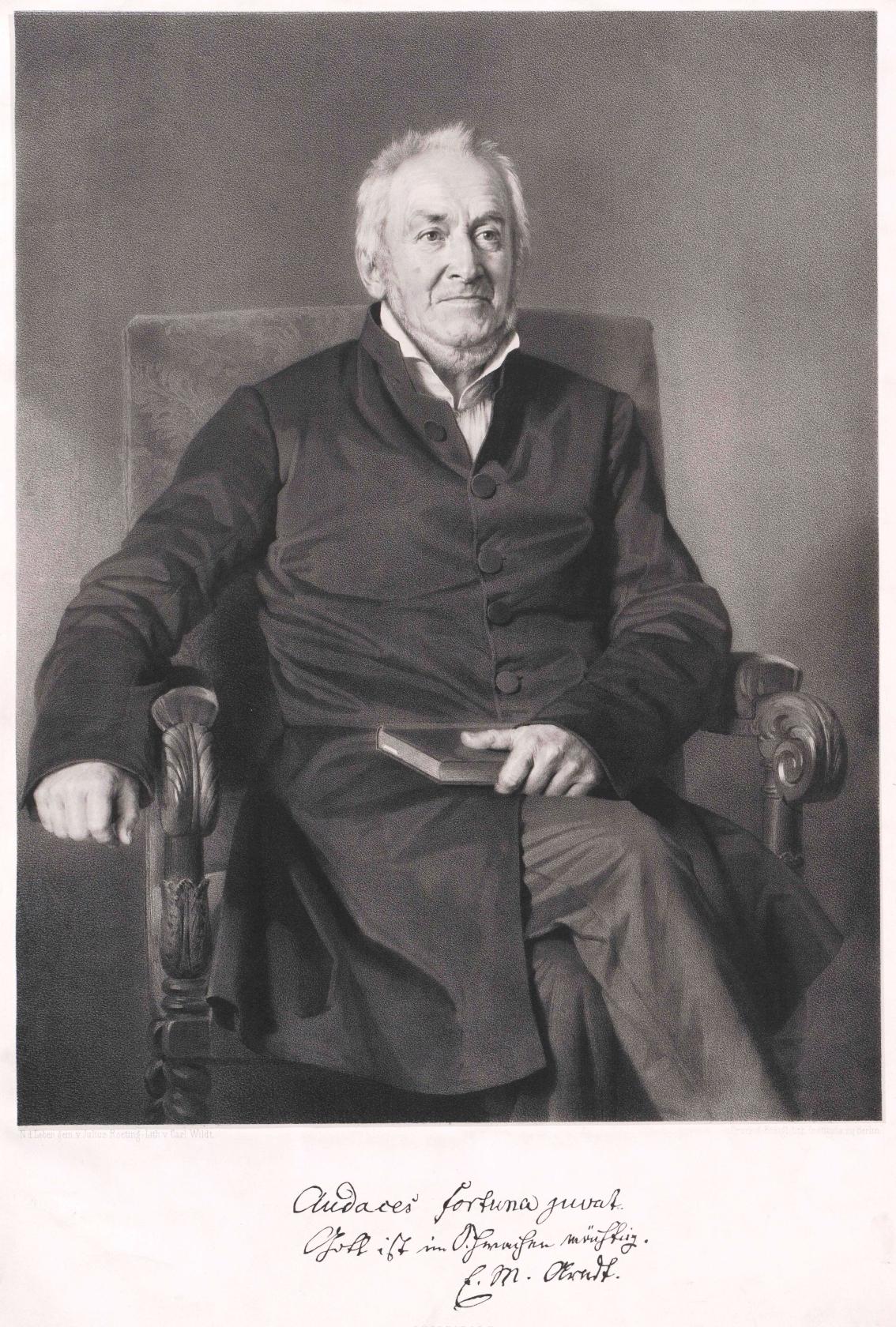 Ernst Moritz Arndt aussicht