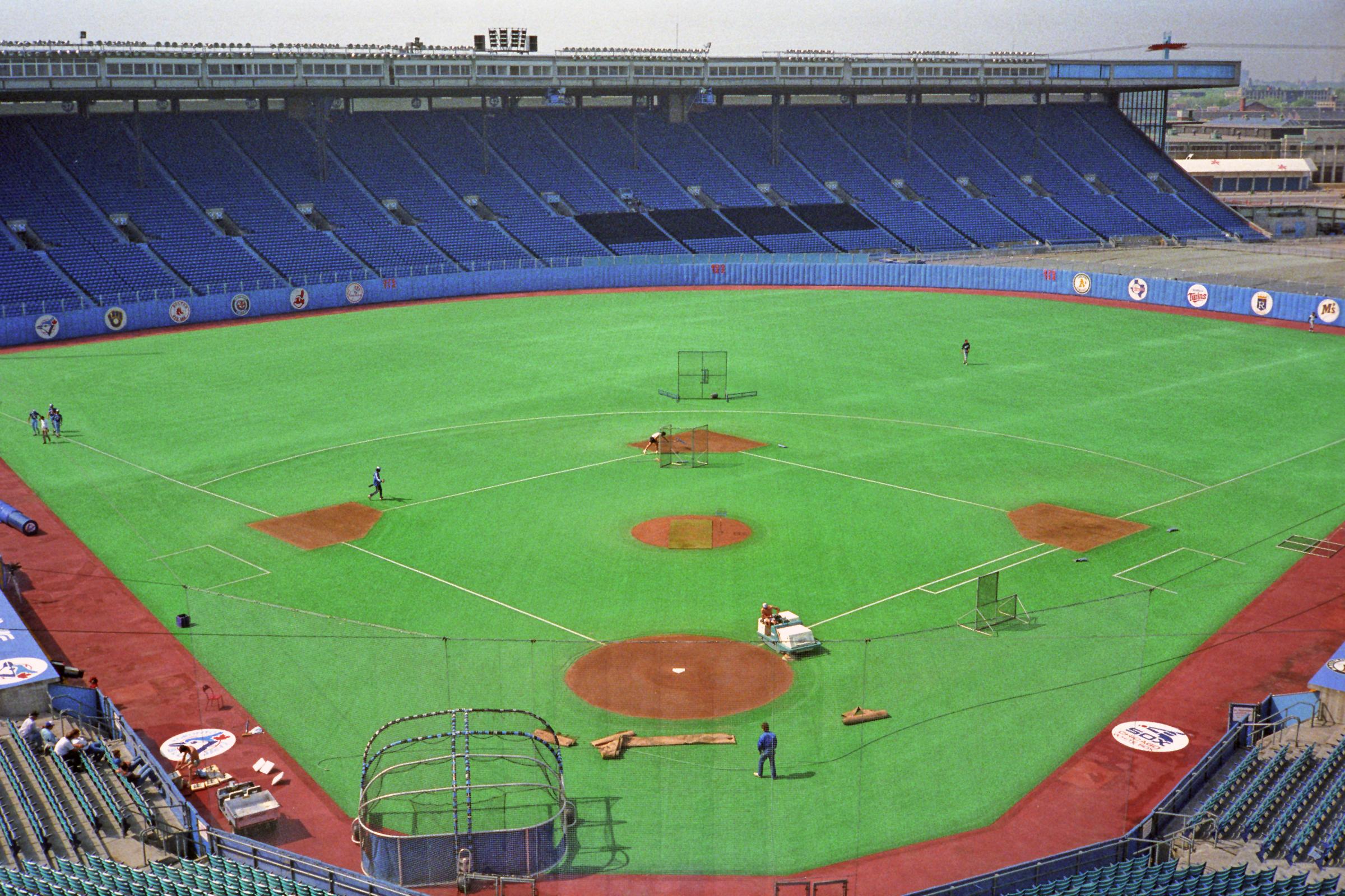 Exhibition Stadium Wikipedia