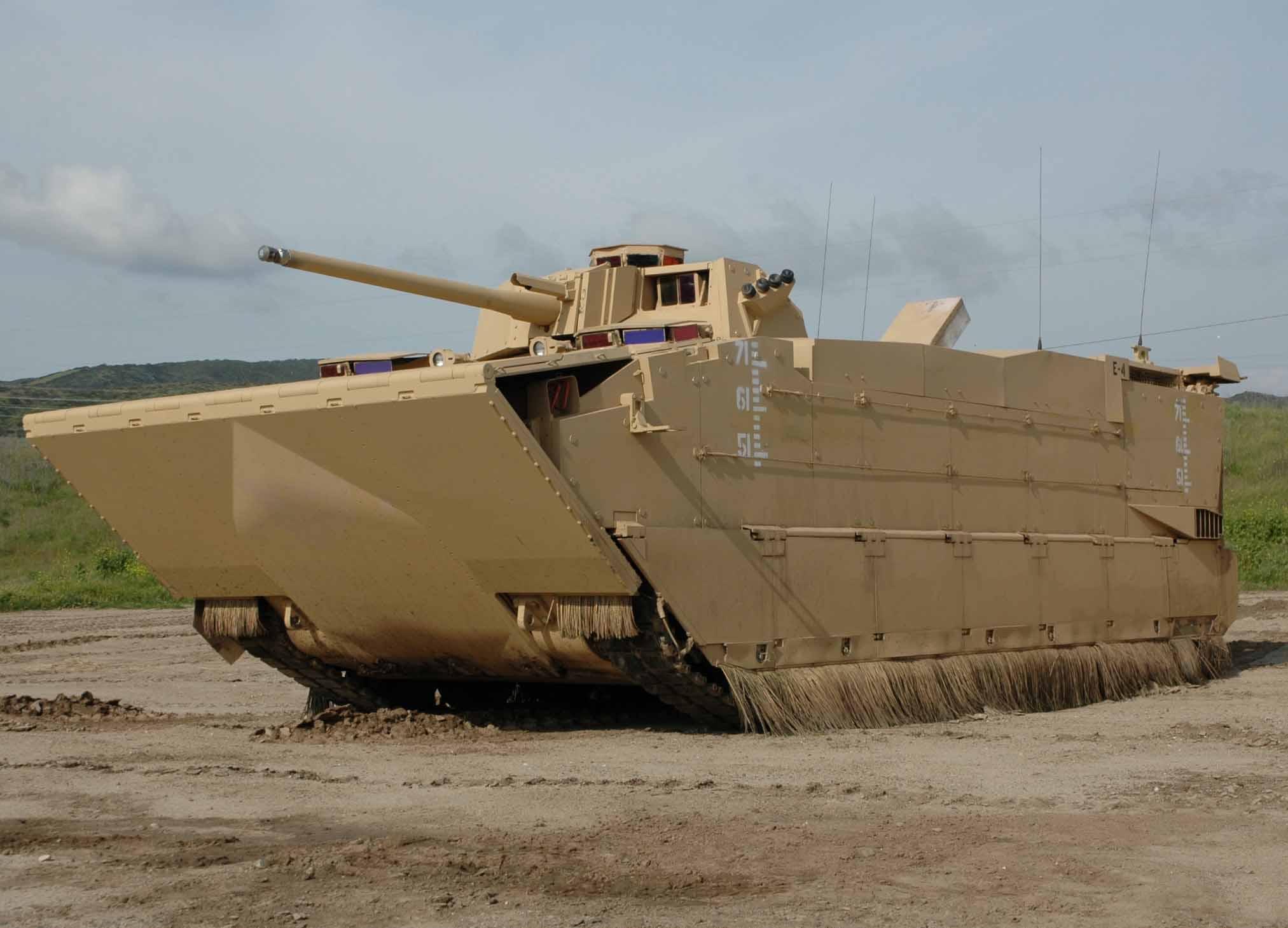 Infanteria de Marina Expeditionary_Fighting_Vehicle