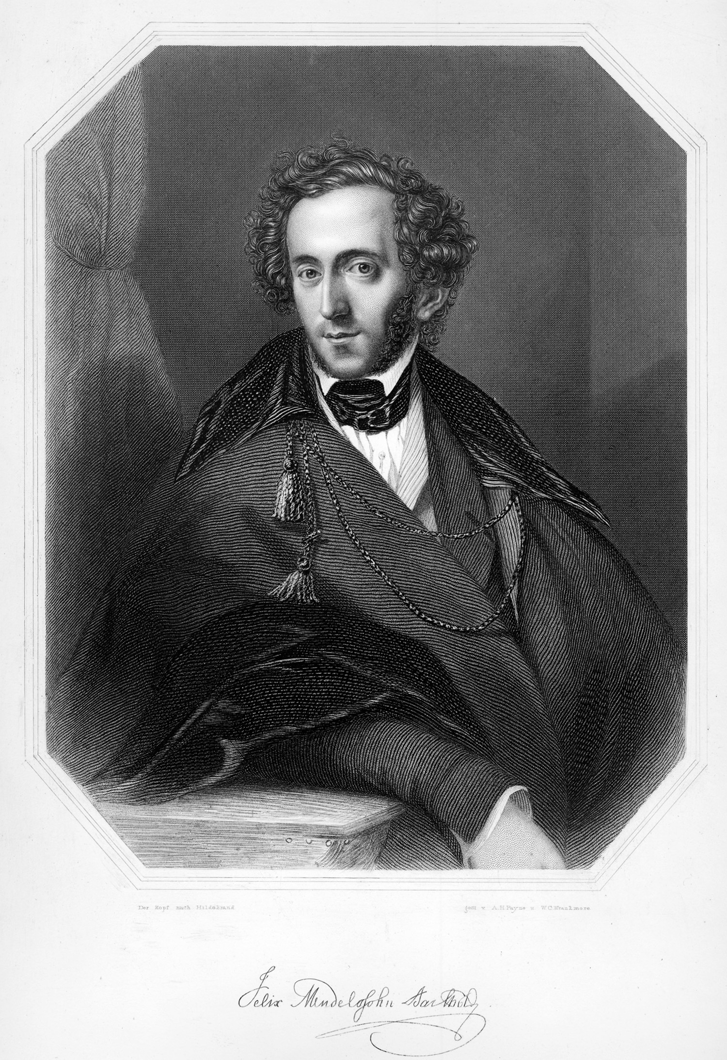 the life and arts career of felix mendelssohn Versatile composer-pianist-conductor-painter felix mendelssohn personifies   in c minor (1845) is a true expression of the exquisite sensibility of his life and art.