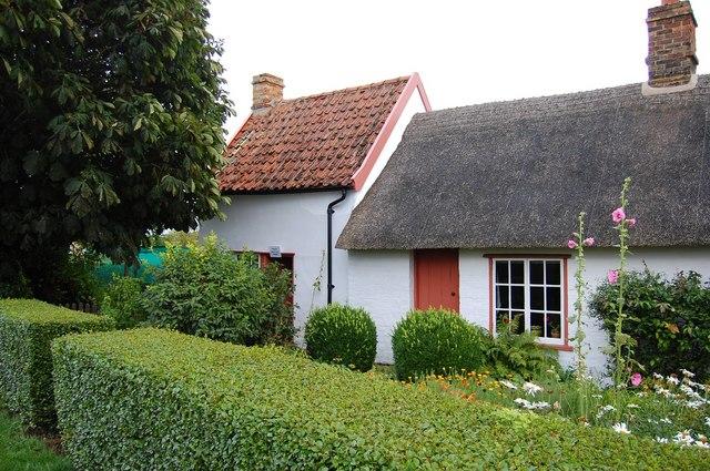 Fen Cottage, Wicken Fen - geograph.org.uk - 920459