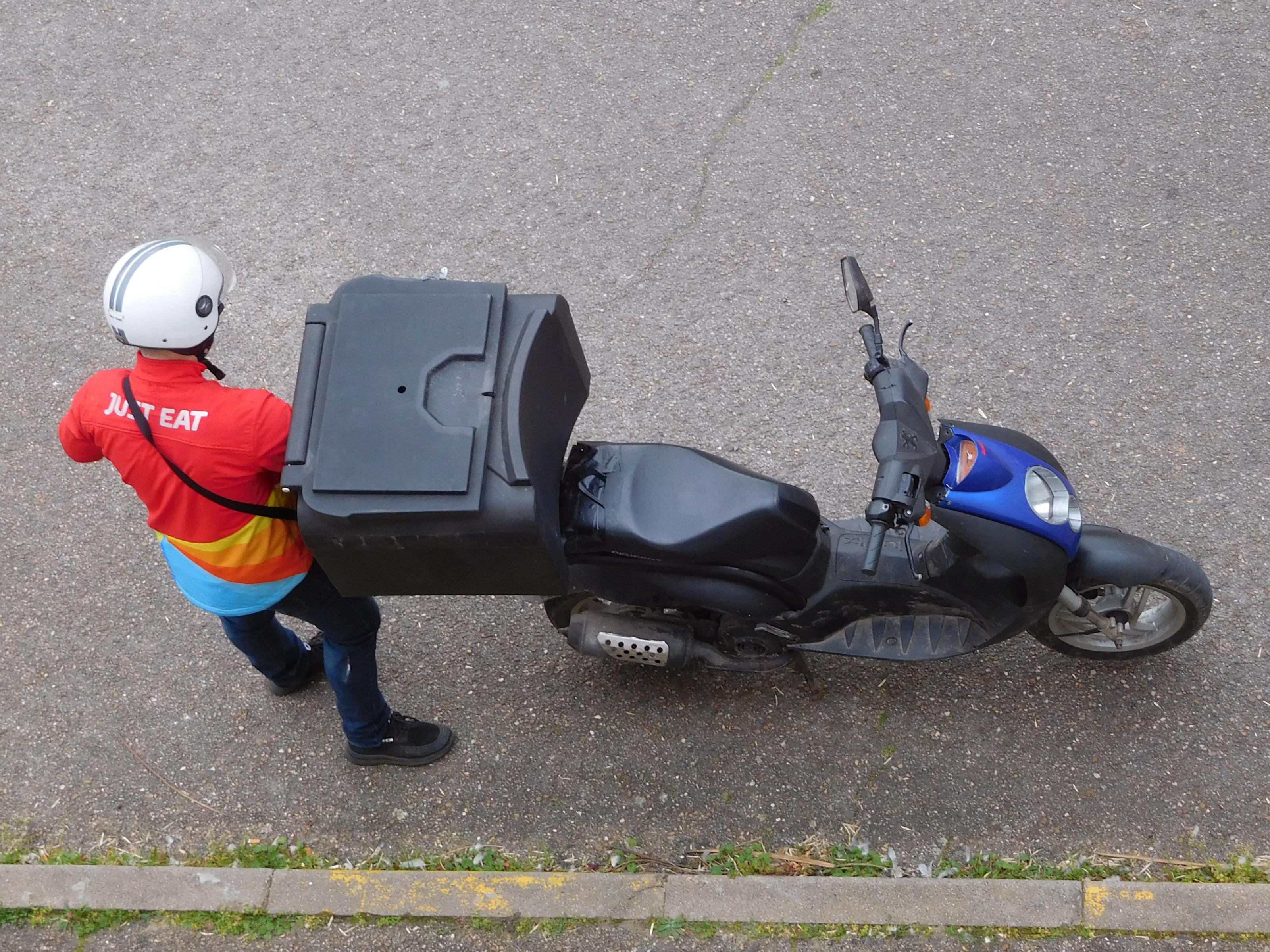 empresa de delivery