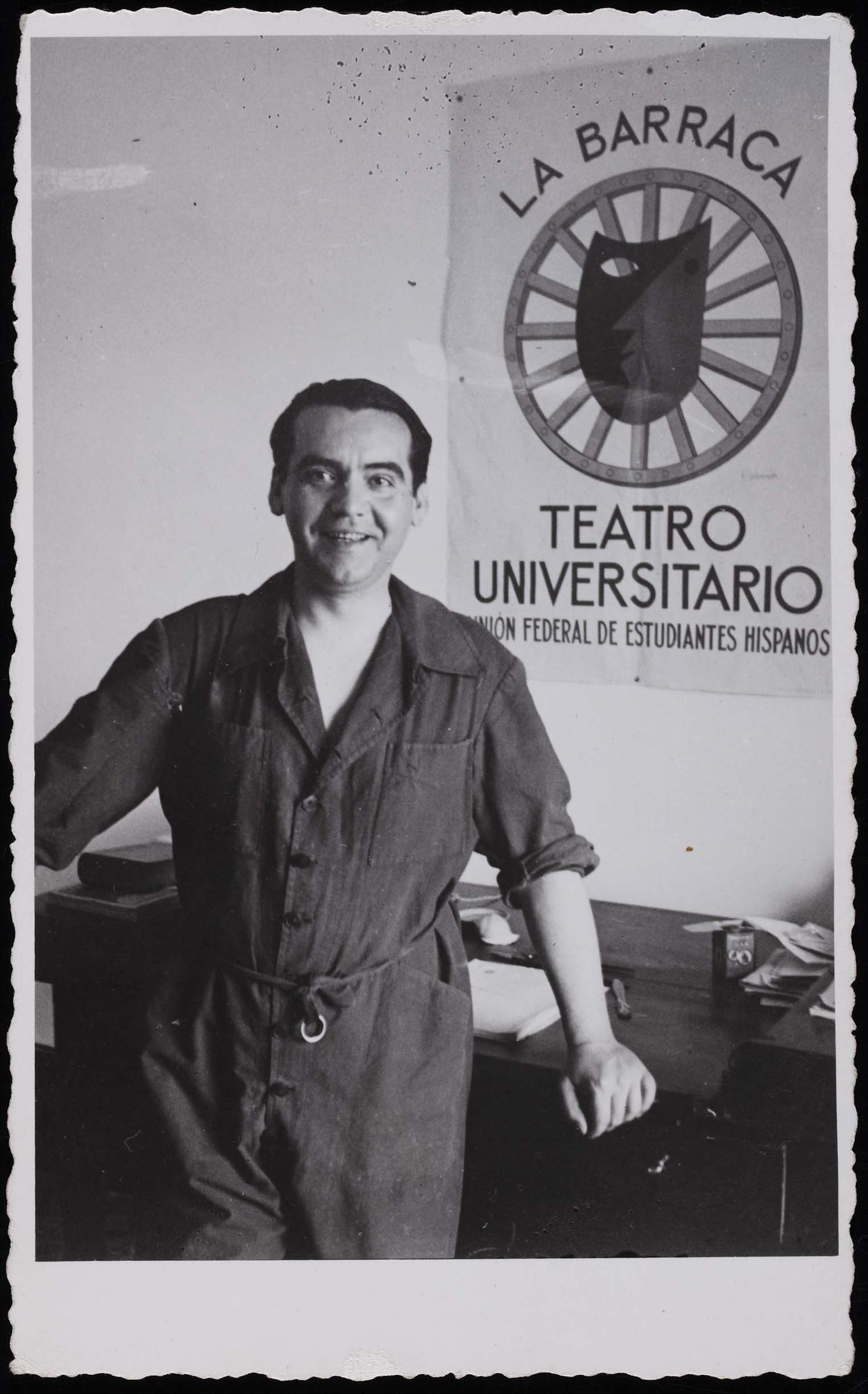 Lorca in 1932