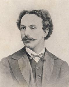 Franco Faccio Italian composer and conductor