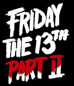 Friday the 13th Part II logo.png