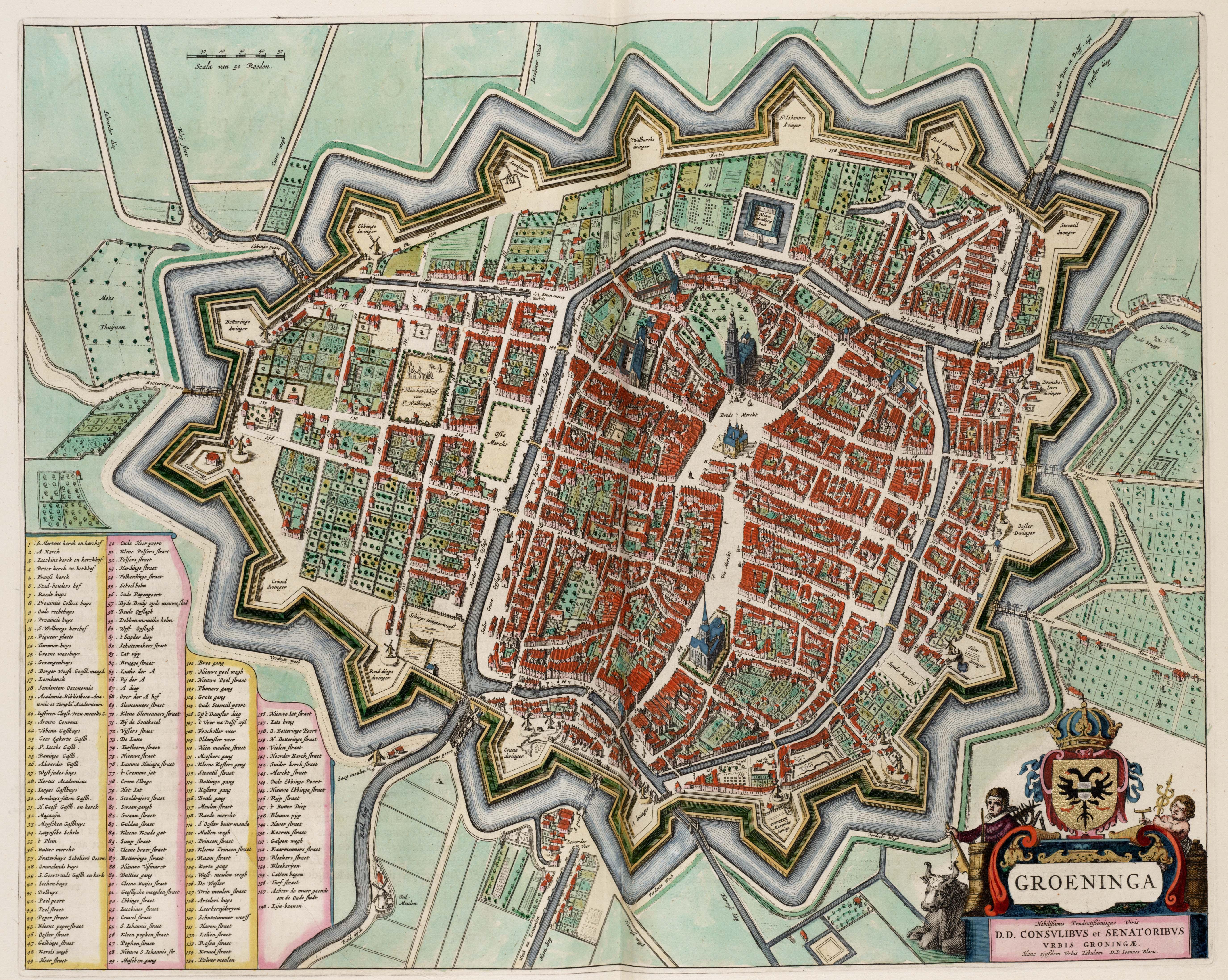 Cartografie Nederland Ons Land Op Antieke Kaarten
