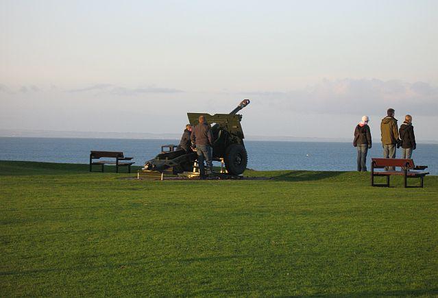 Gun, Dunbar - geograph.org.uk - 684637