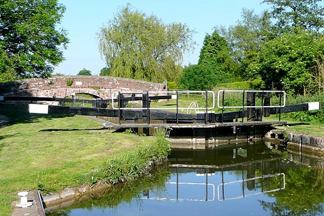 Guyer's Lock - geograph.org.uk - 1341419