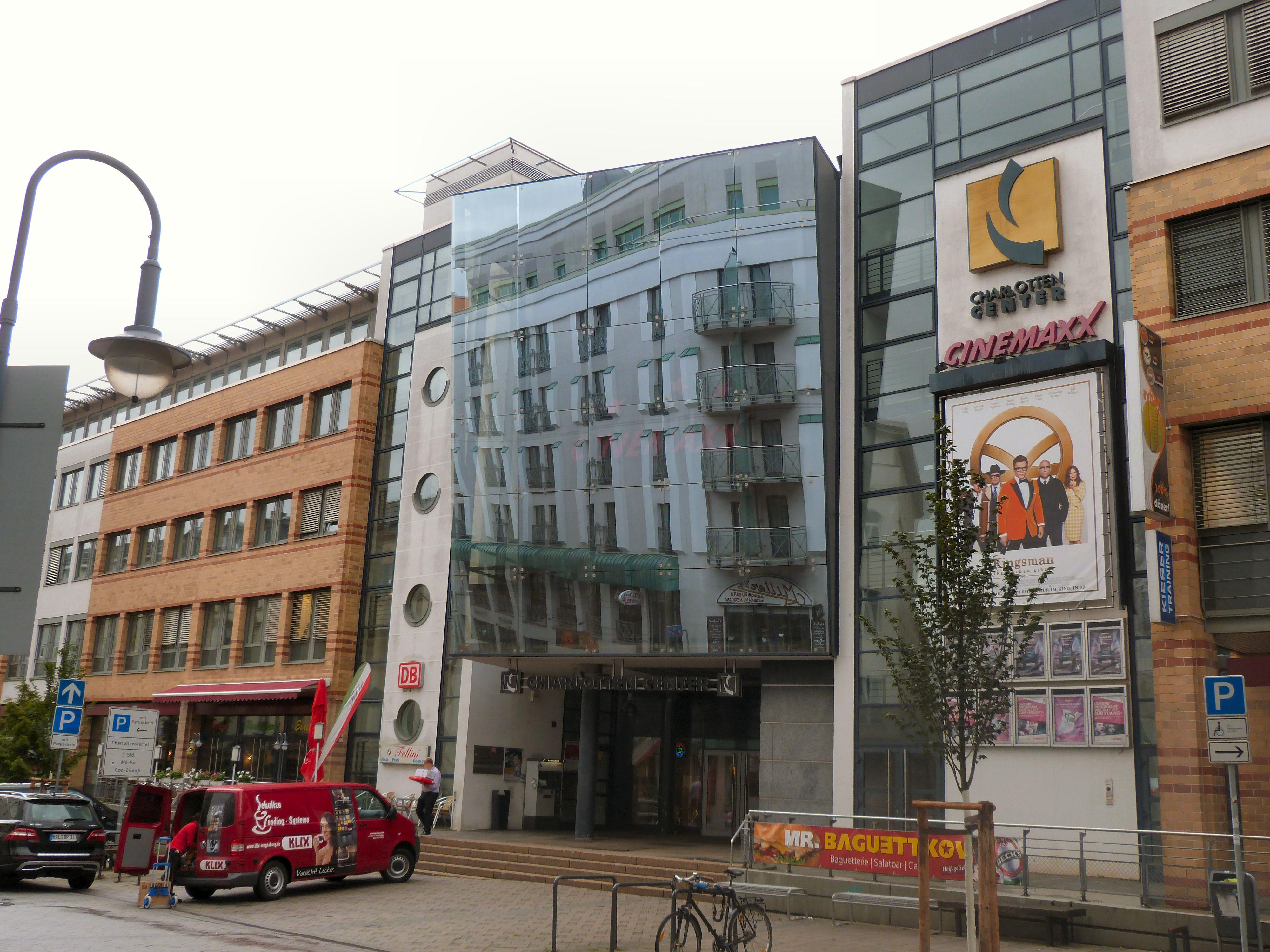 Cinemaxx Halle-Charlottencenter