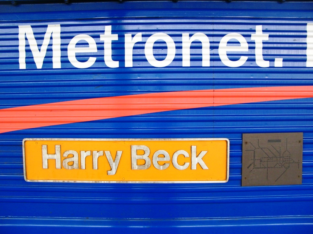 Harry Beck