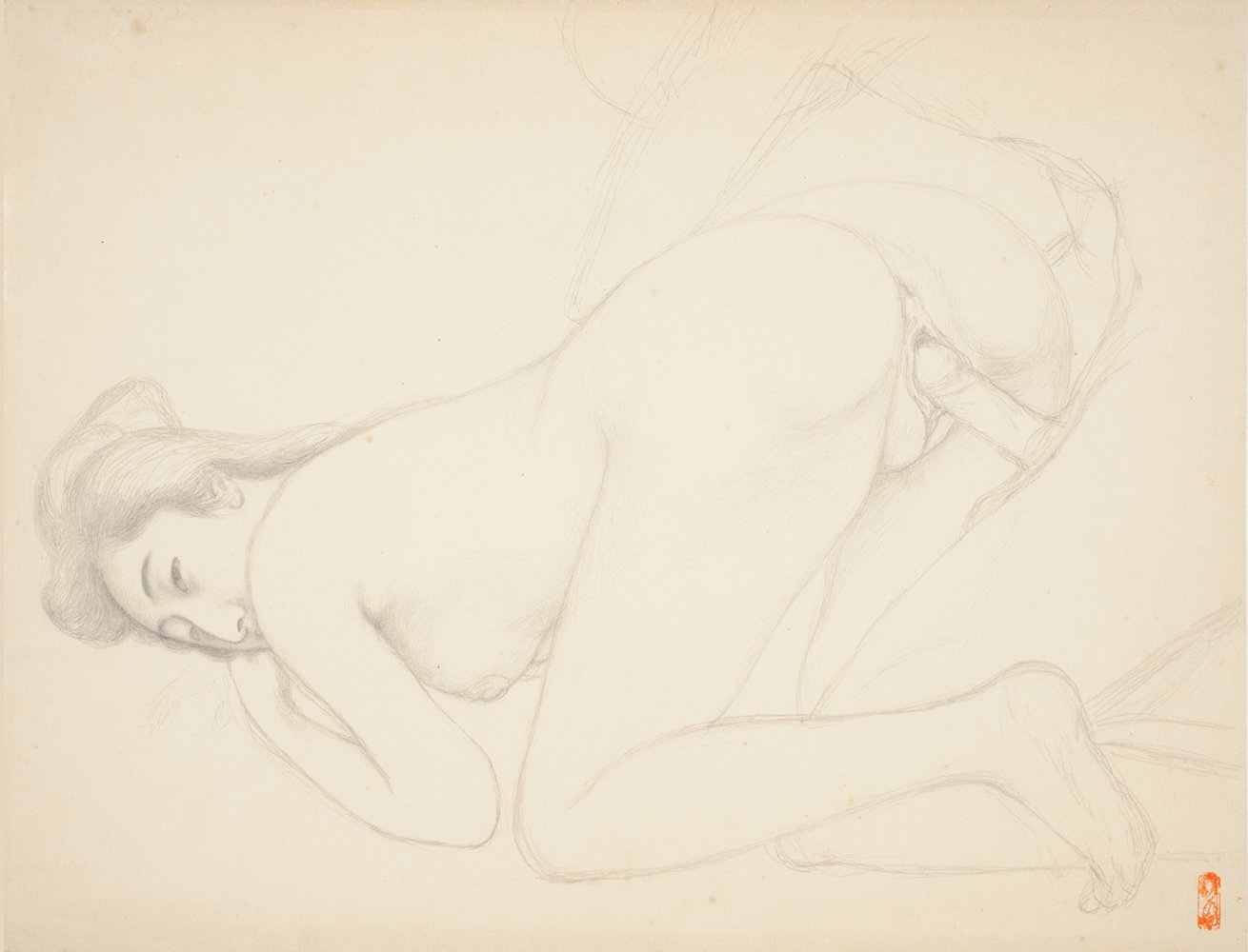 Goyo hashiguchi erotic prints