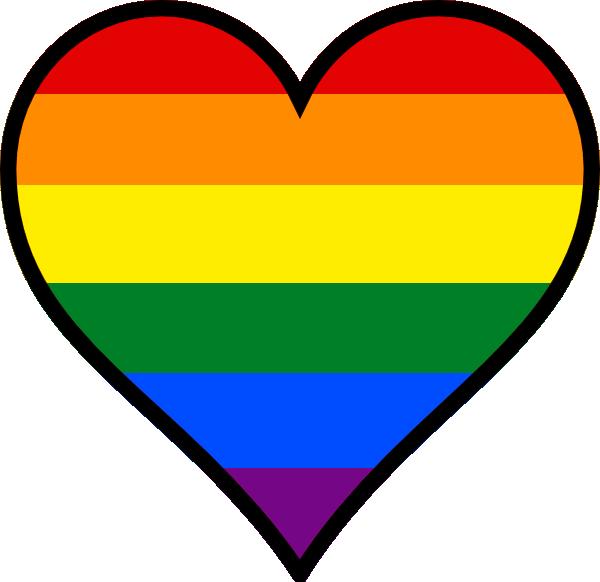 Bildresultat för pride heart png