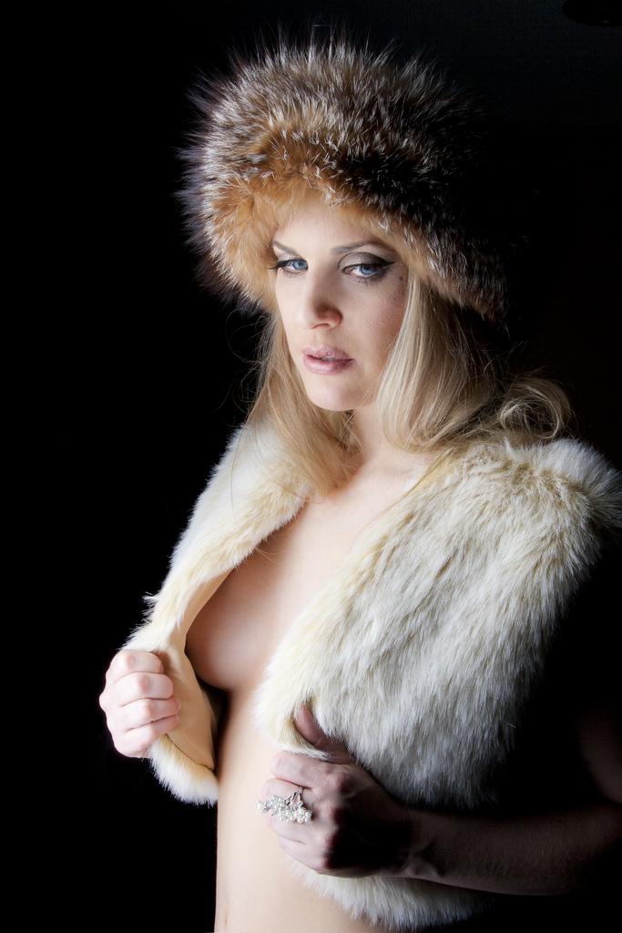 Russian Fur Hunters In 37