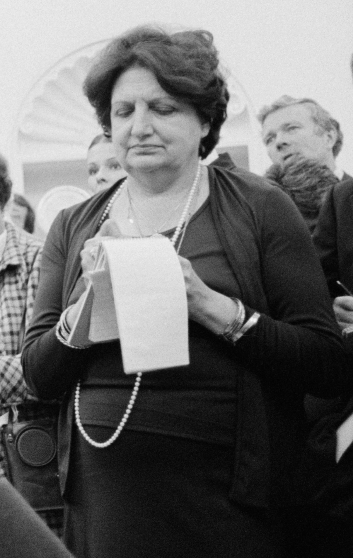 Helen Thomas back in the day
