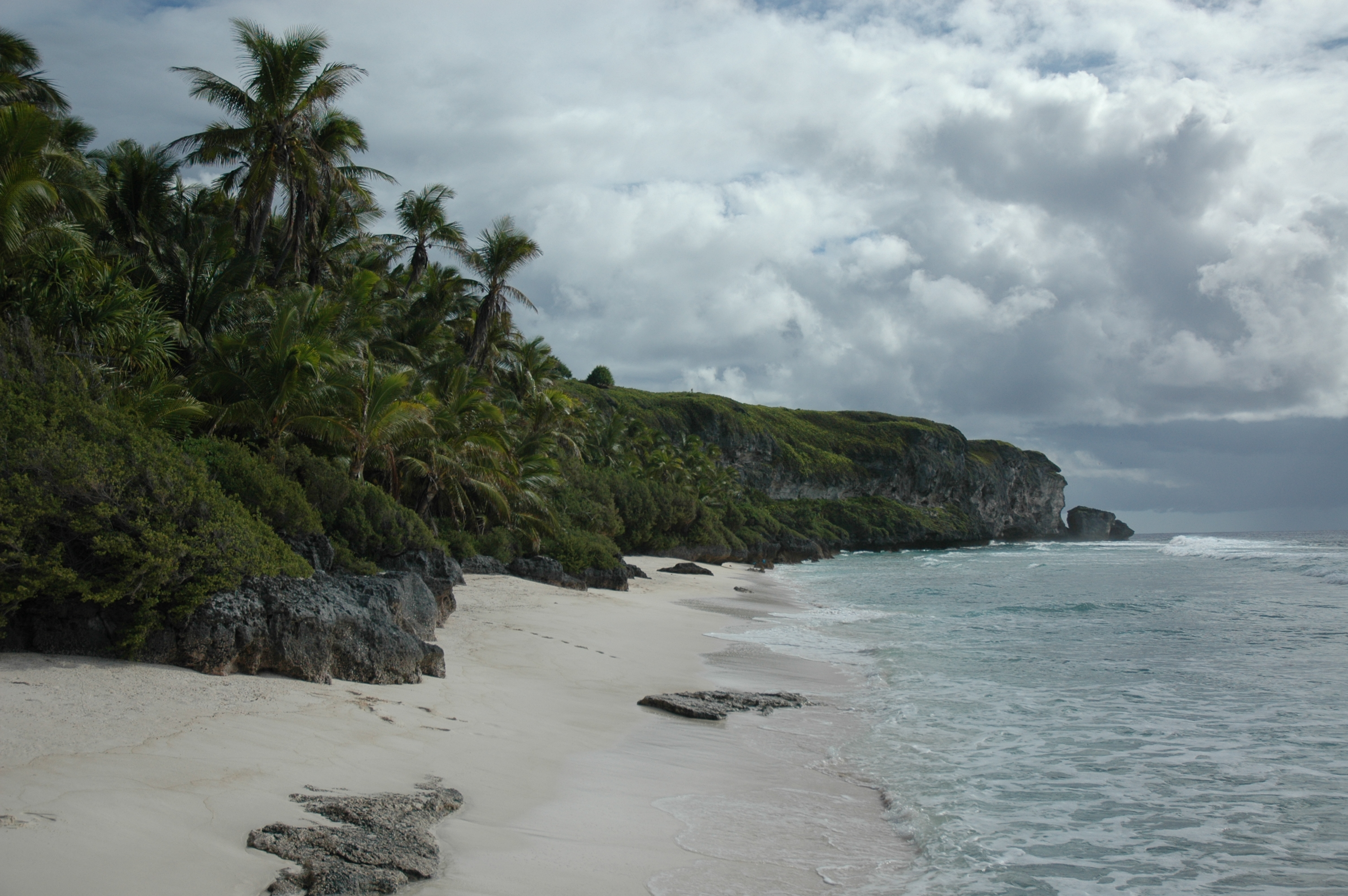 History Of Henderson Island In The South Pacific