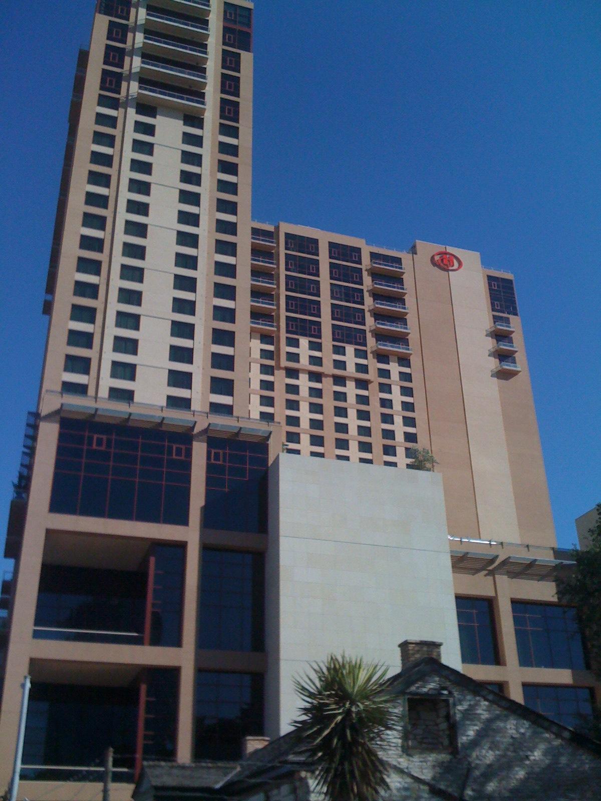 Hilton Austin Hotel Wikipedia